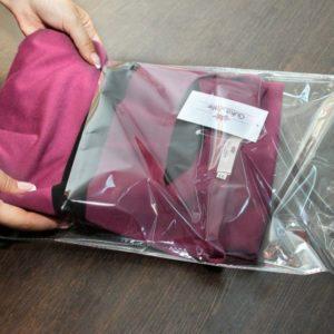 Упаковка для детской одежды