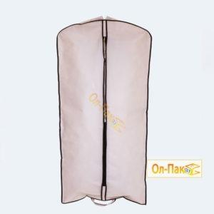 Чехол для платья цветной из спанбонда