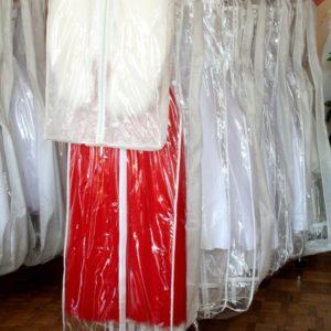 Чехлы для вечерних платьев