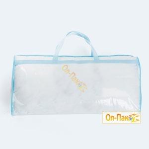 Упаковка для одеял из плёнки ПВХ